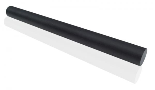 Double-Black Linen Rod