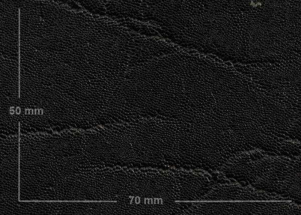 Griffband schwarz mit 'Elefantprägung'