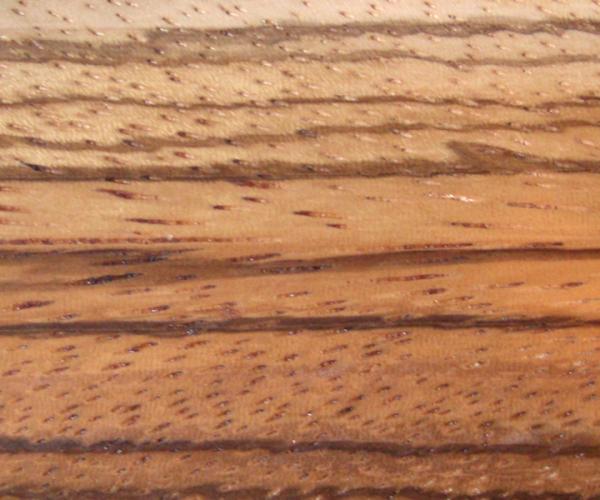 Zebrano -Microberlinia Brazzavillensis