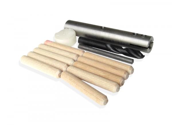 Unique Products Ferrule- / Zapfen- Gewindeschneider Kit