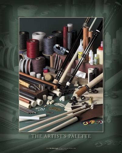 Atlas Cuemaker Poster