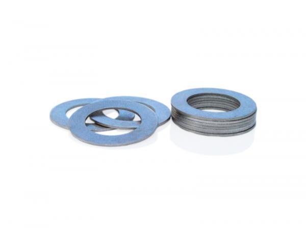 Nickel Silber Zierring (Joint)