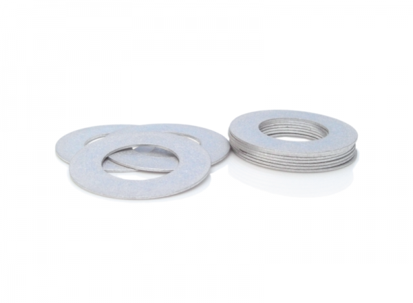 Aluminium Zierring (Butt)