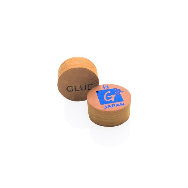 G² Pool Queue Klebeleder Tip - hart