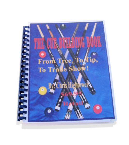 """""""The Cue Building Book"""" 3rd Edition"""
