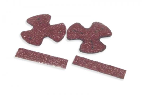Ersatzschleifpapier für Q-Mate Tip Wekzeug