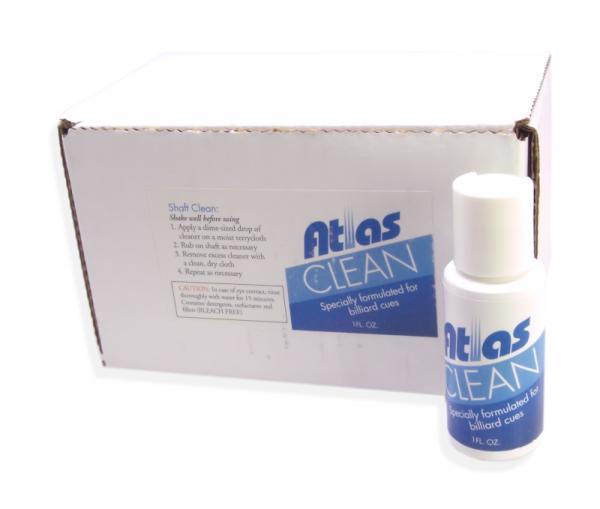 Atlas Queuereiniger - Verkaufsbox (14 Flaschen)