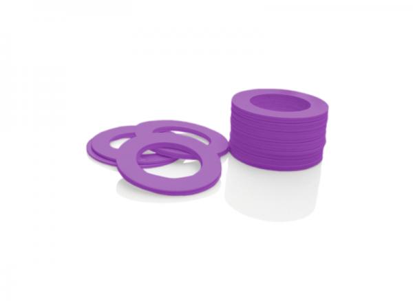 Dekorativer Kunststoffring Purpur (Joint)