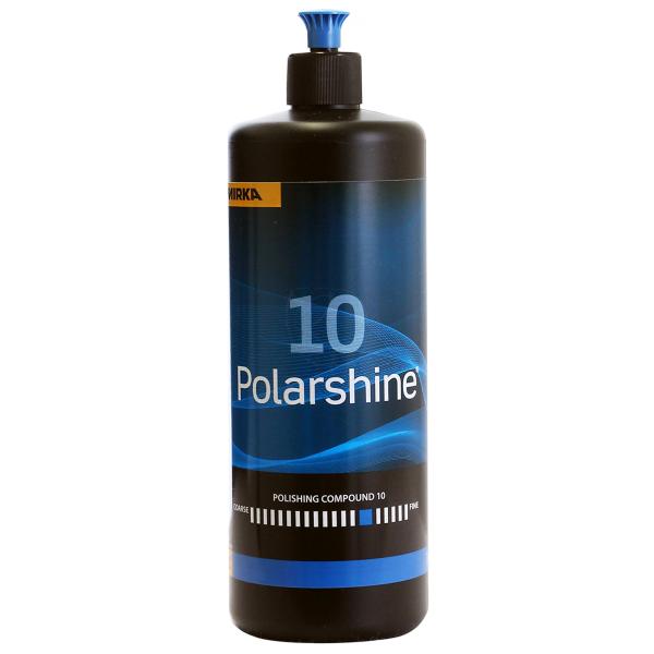 mittelfeine Polierpaste - Mirka Polarshine 10