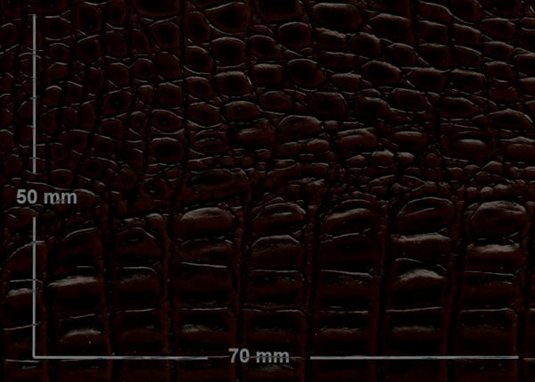 Griffband schwarz mit 'Hornback-Eidechsenprägung'