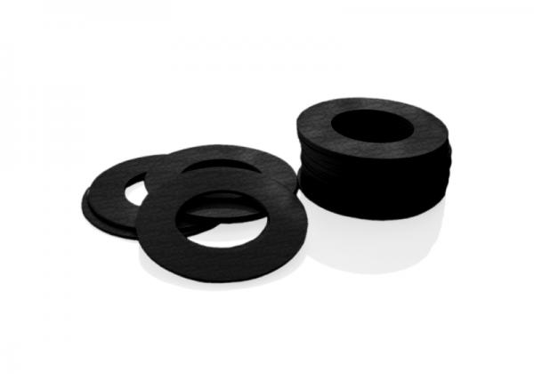 Black Fiber Ring (Butt)