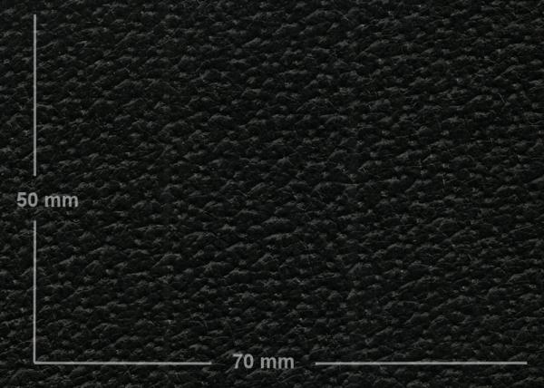 Griffband schwarz aus 'Schweinsleder'