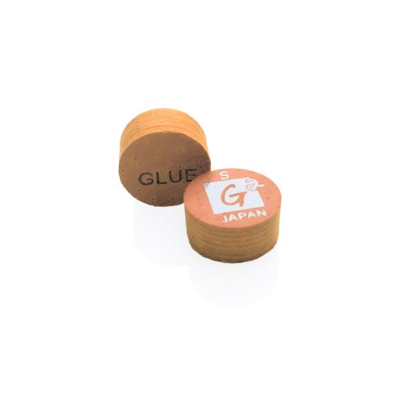 G² Pool Queue Klebeleder Tip - soft