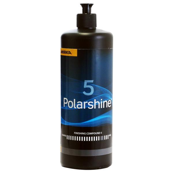 feine Polierpaste - Mirka Polarshine 5