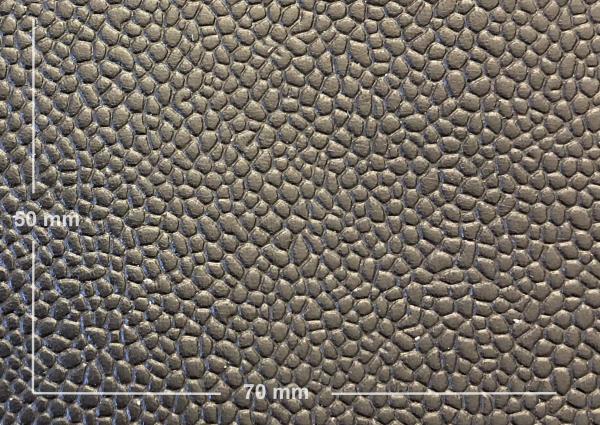 Griffband schwarz matt mit 'Caviarprägung'