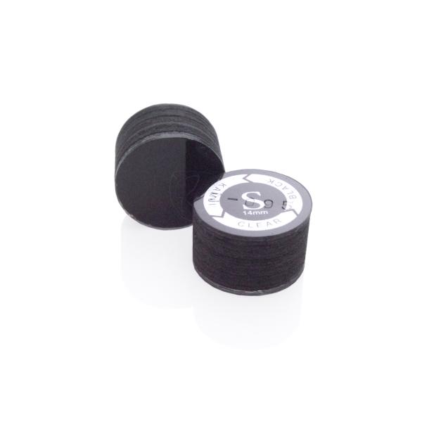 Kamui Clear Black Tips - soft